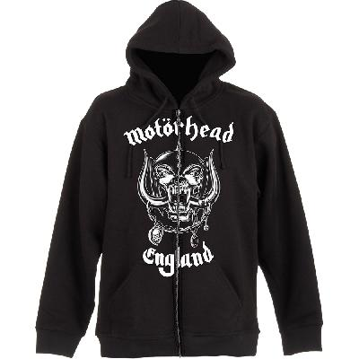 hooded sweater Motorhead