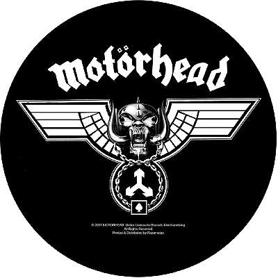 backpatch Motorhead
