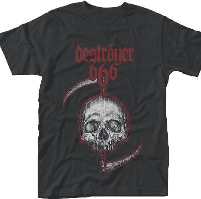 shirt Destroyer 666