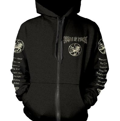 hooded sweater Cradle of Filth