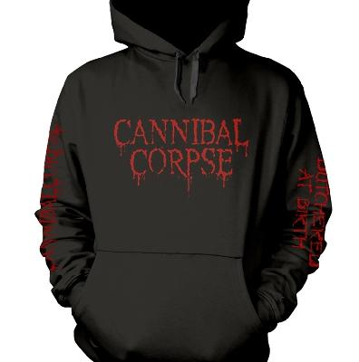 hooded sweater Cannibal Corpse
