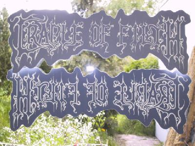sticker Cradle of Filth