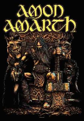 flag Amon Amarth