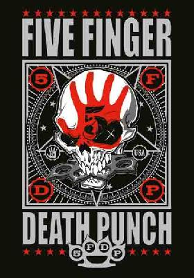 flag Five Finger Death Punch