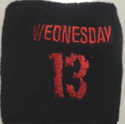 sweatband Wednesday 13