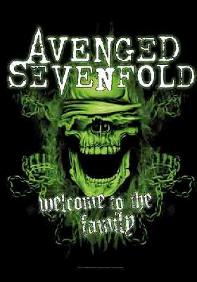 flag Avenged Sevenfold