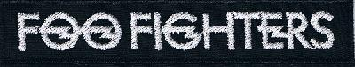 patch Foo Fighters