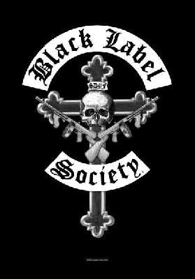 flag Black Label Society