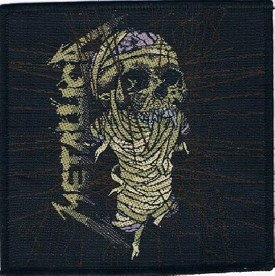 patch Metallica