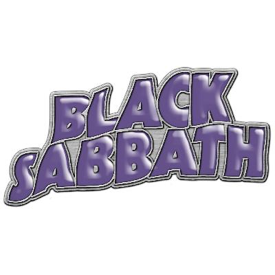 pins/pendant Black Sabbath