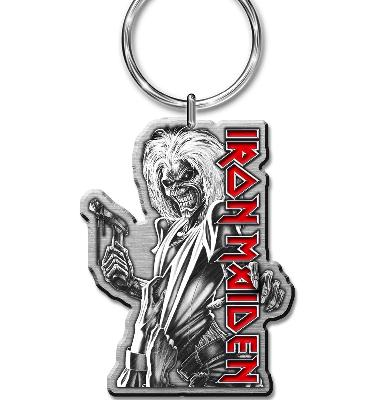pins/pendant Iron Maiden