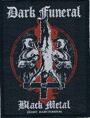 patch Dark Funeral