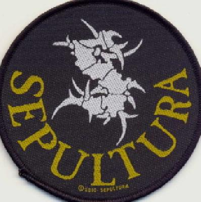 patch Sepultura