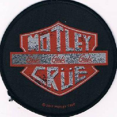 patch Motley Crue