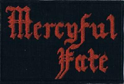 patch Mercyful fate