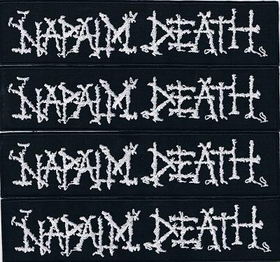 patch Napalm Death