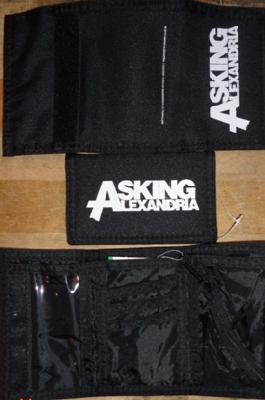 wallet Asking Alexandria