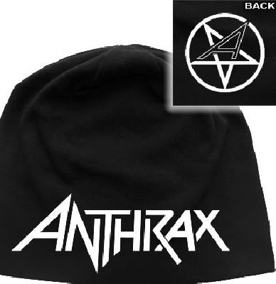 head wear Anthrax