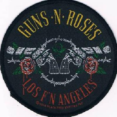 patch Guns & Roses