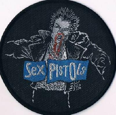 patch Sex Pistols