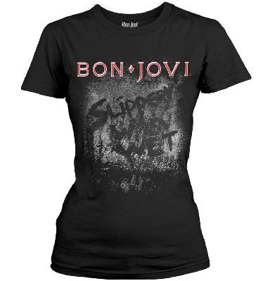 girl shirt Bon Jovi