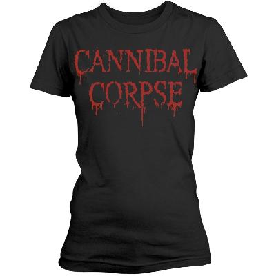 girl shirt Cannibal Corpse