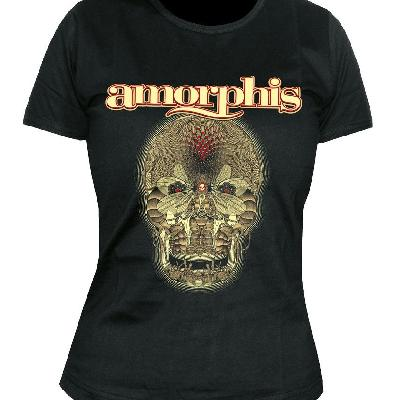 girl shirt Amorphis