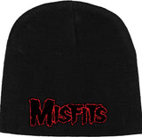Misfits | Beanie Stitched Red Logo