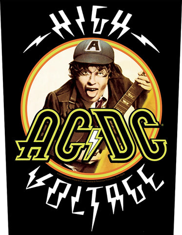 AC/DC | High Voltage Angus BP