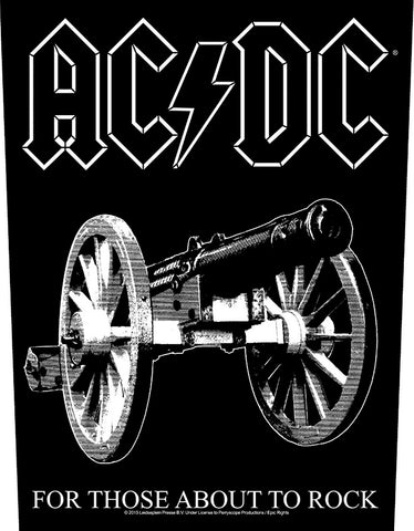 AC/DC | For Those About To Rock BP