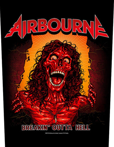 Airbourne | Breaking Outta Hell BP