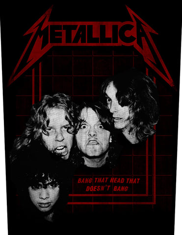 Metallica | Bang That Head BP