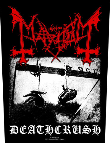 Mayhem | Deathcrush BP