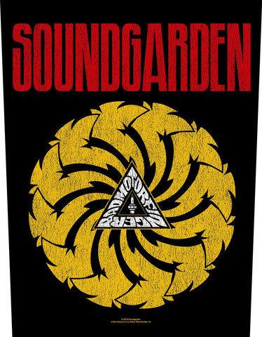 Soundgarden | Badmotorfinger BP