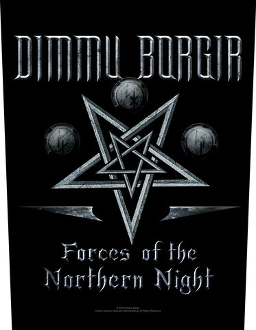 Dimmu Borgir | Forces Of The Northern Night BP