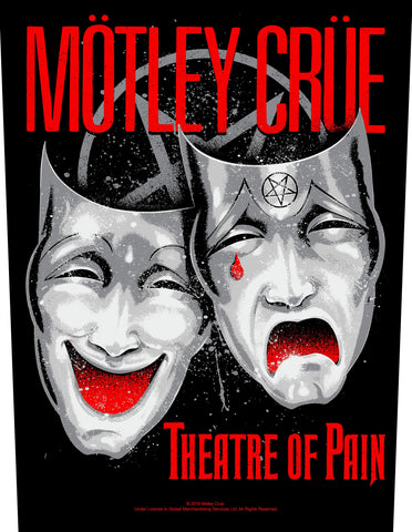 Motley Crue | Theatre Of Pain BP