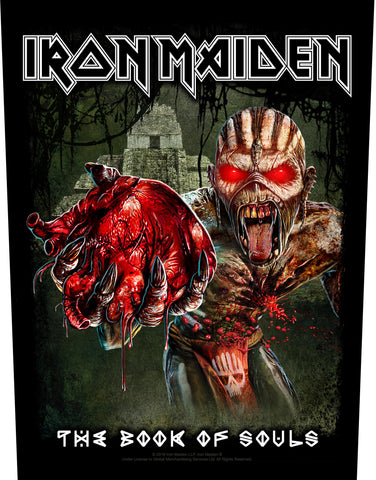 Iron Maiden | Eddies Heart BP