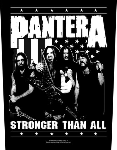 Pantera | Stronger Band BP
