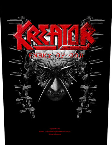Kreator | Enemy Of God BP