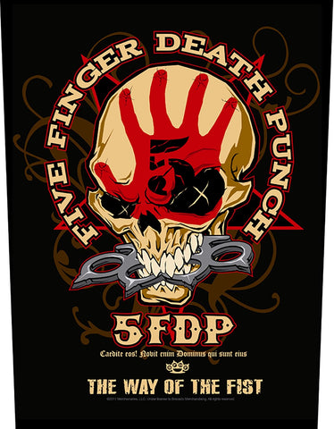 Five Finger Death Punch | Way Of The Fist BP