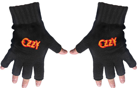 Ozzy Osbourne | Fingerless Gloves Logo