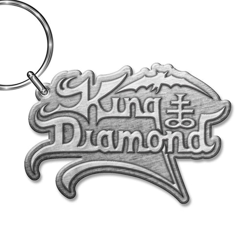King Diamond | Keyring Logo