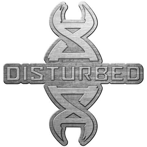 Disturbed | Pin Badge Reddna