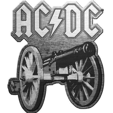 AC/DC | Pin Badge For Those About To Rock