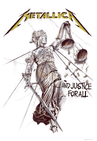 Metallica | Justice For All Flag