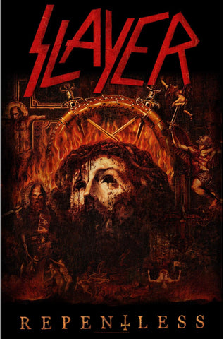 Slayer | Repentless Flag