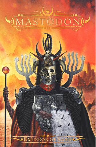 Mastodon | Emperor Of Sand Flag