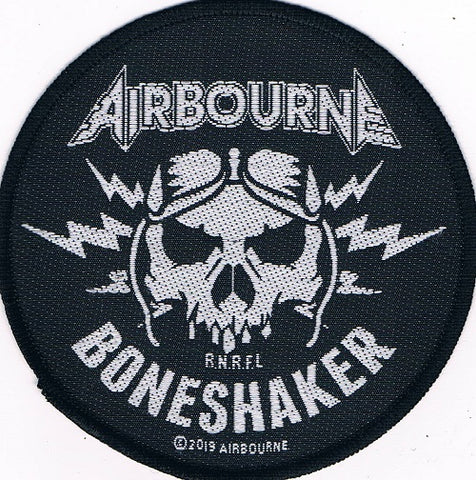 Airbourne | Boneshaker Woven Patch