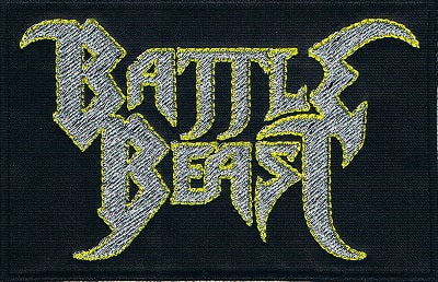 Battle Beast | Stitched Silver Logo