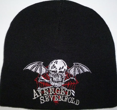 Avenged sevenfold | Beanie Stitched Death Bat